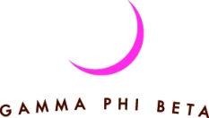 Gamma Phi Beta Color